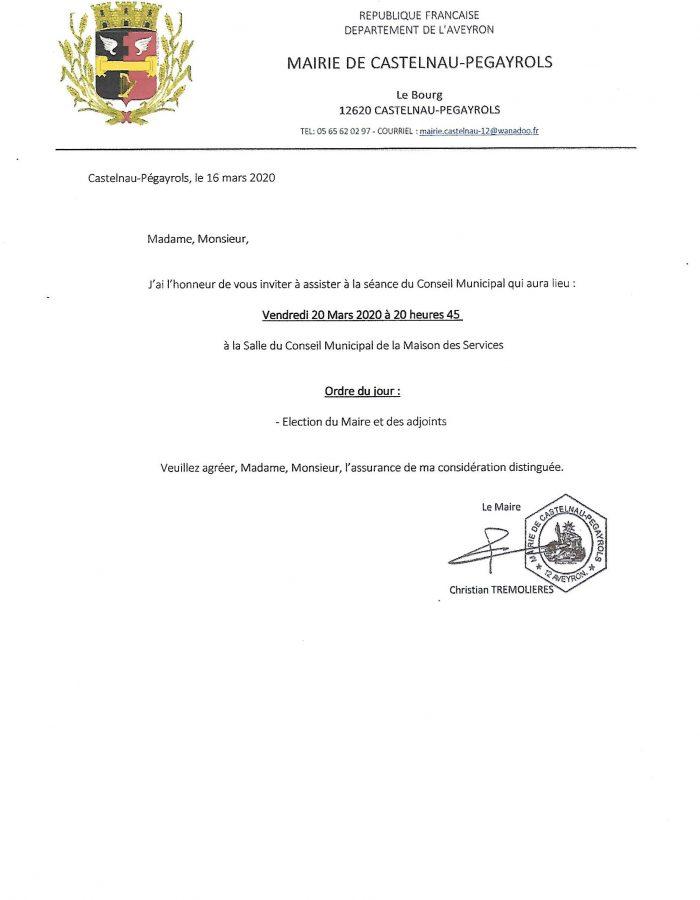 ODJ CM 20.03.2020